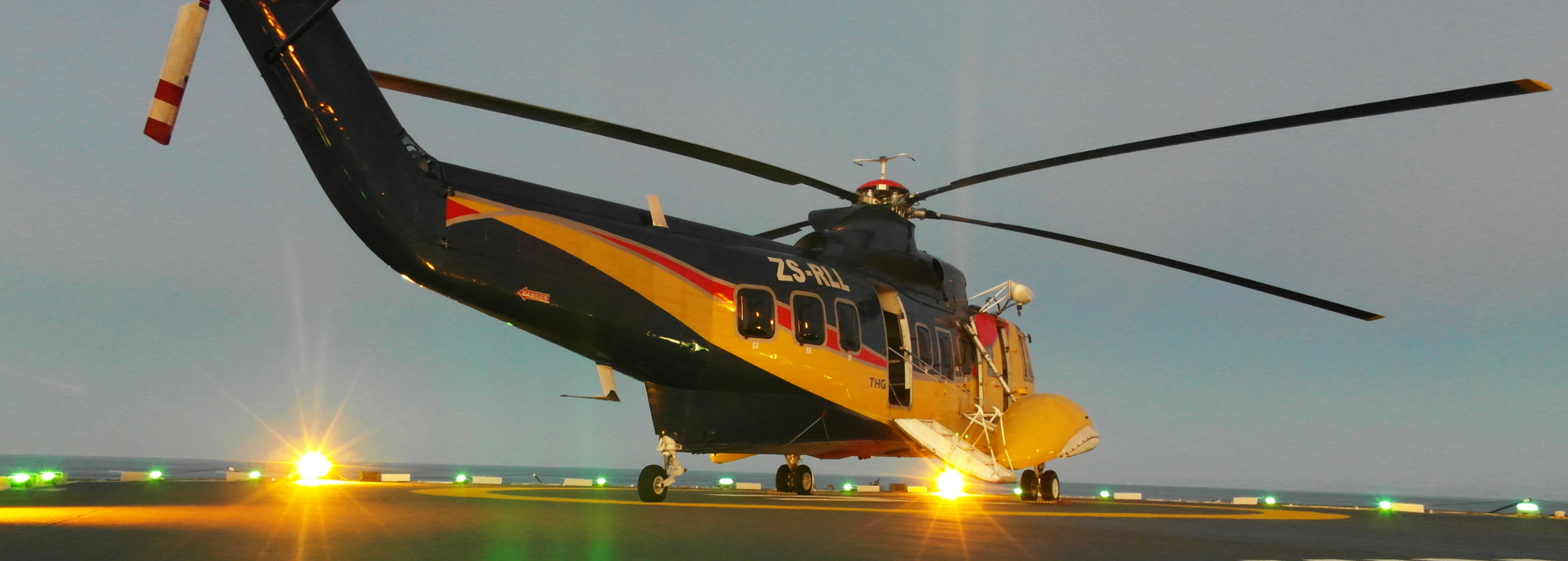 Titan Helicopter Group | Offshore | Onshore | Charter